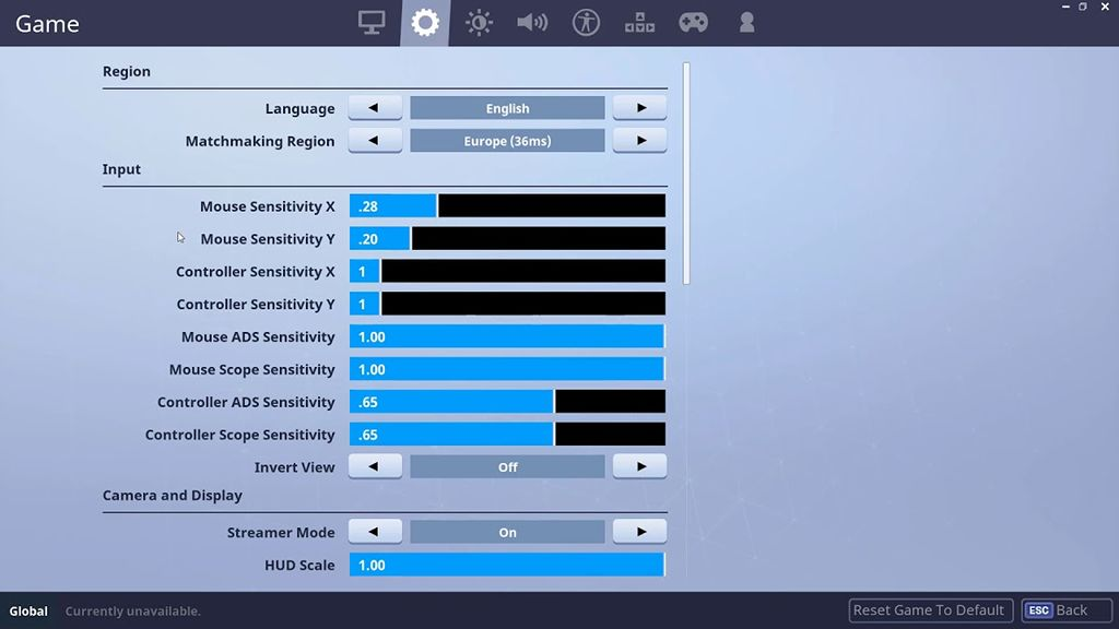 My Recommended Fortnite Settings Best Fortnite Settings In 2020 Boost Fps And Performance Game Gavel