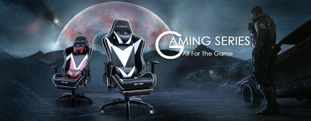 GTRACING Comfortable Gaming Chair With Speakers
