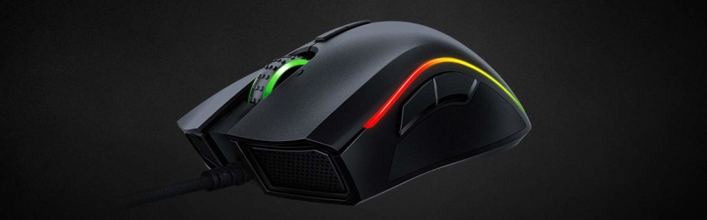 Macro Programming in Gaming Mouse