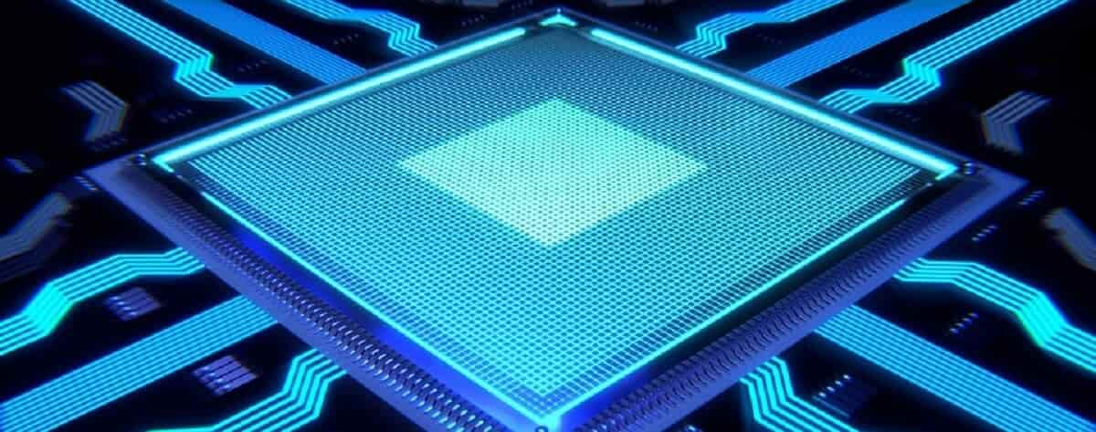 blue intel cpu