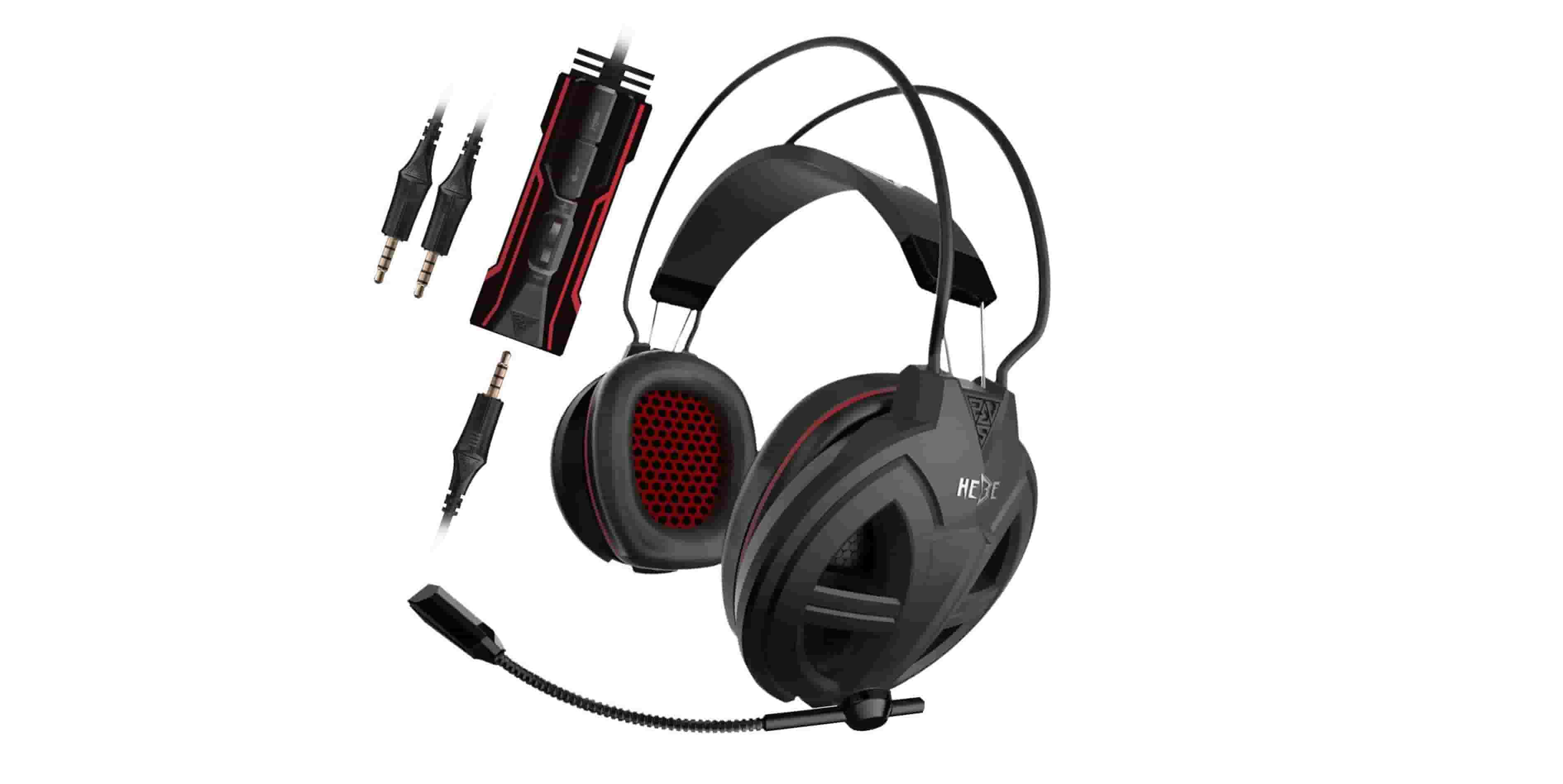 GAMDIAS GHS3300 Hebe V2 Gaming Headset with 3.5mm Jack