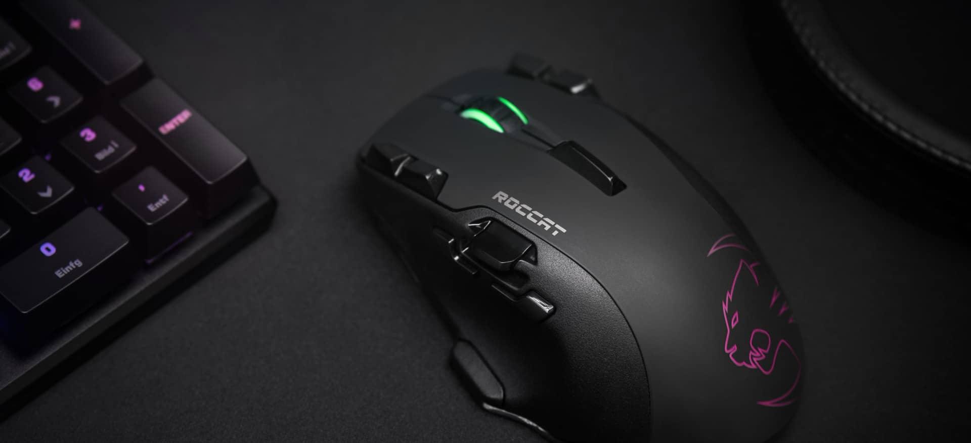 ROCCAT Leadr mouse