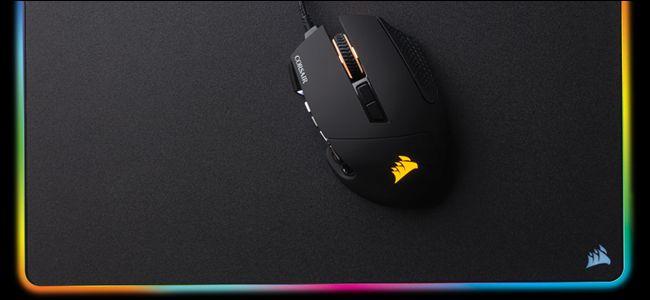 corsair mouse