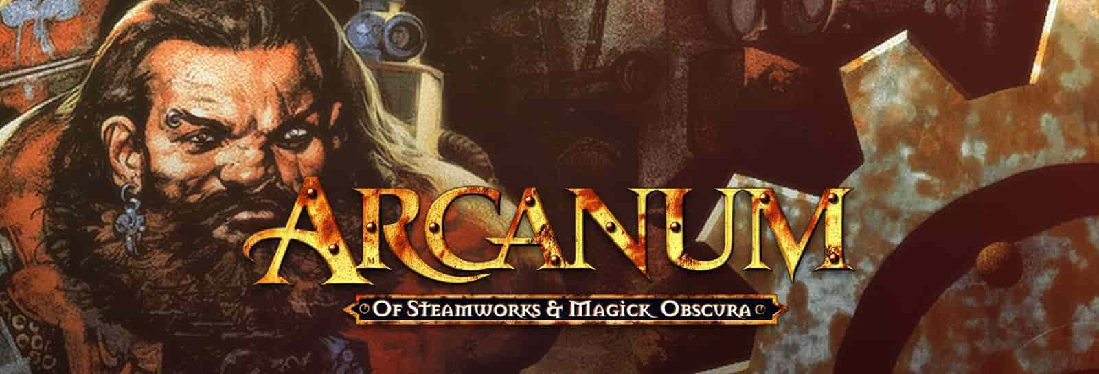 Arcanum Of Steamworks and Magick Obscura art