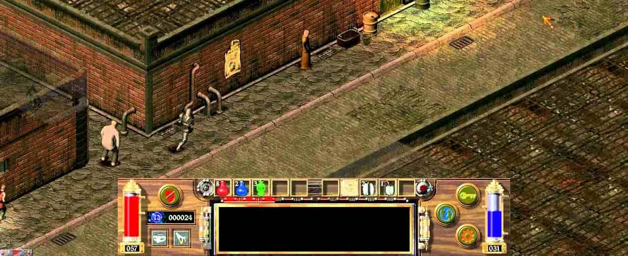 Arcanum Of Steamworks and Magick Obscura gameplay