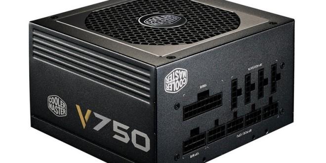 Cooler Master V750W 80+ Gold PSU