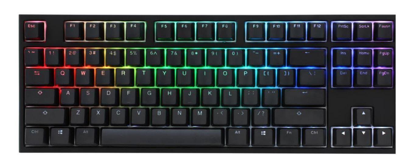 Ducky One 2 RGB TKL Mechanical Keyboard