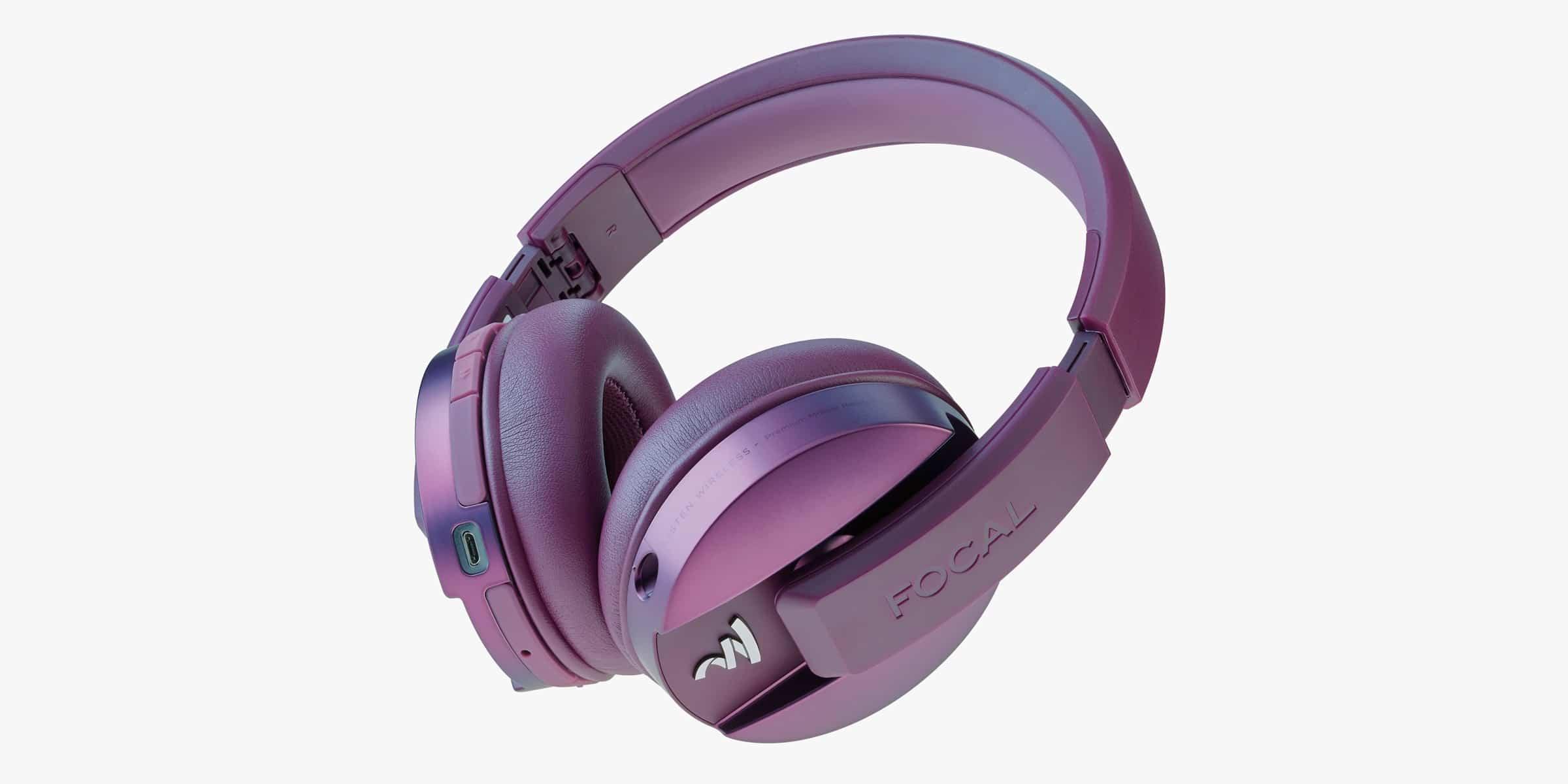 Focal Listen Wireless Headphones-min