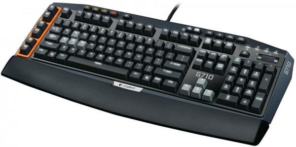 The Logitech G710+