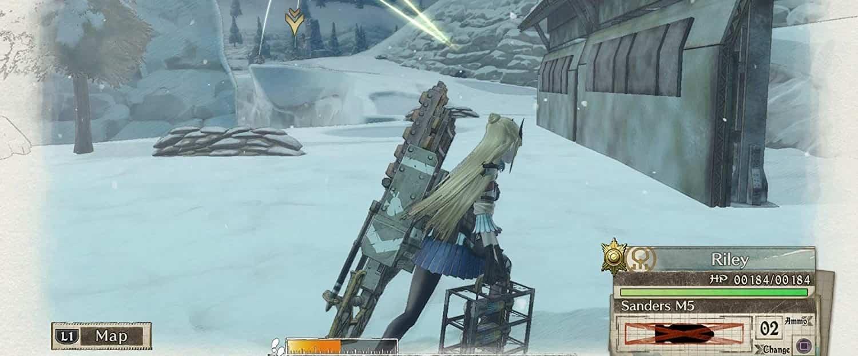 valkyria chronicles 4 gameplay