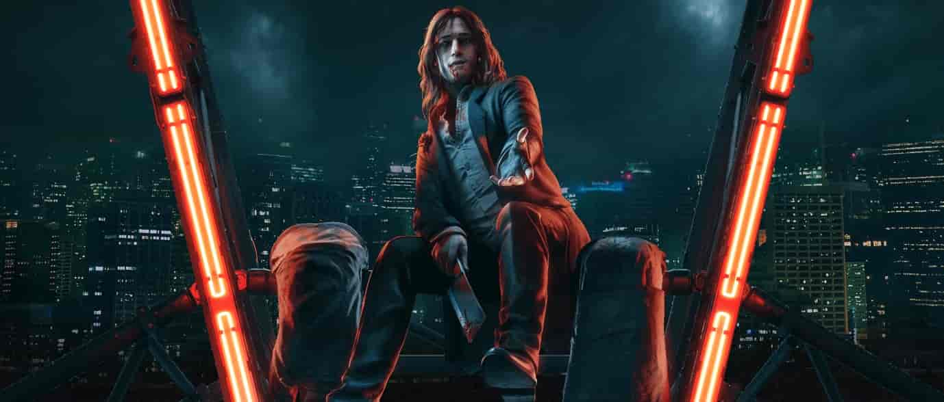 vampires the masquerade bloodlines 2 male