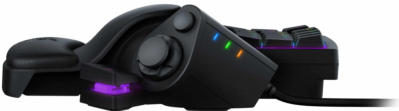 Razer Tartarus V2 Gaming Keypad side